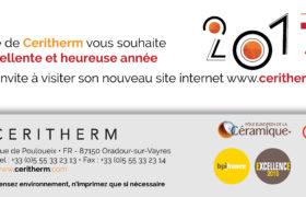 Ceritherm signature 2017