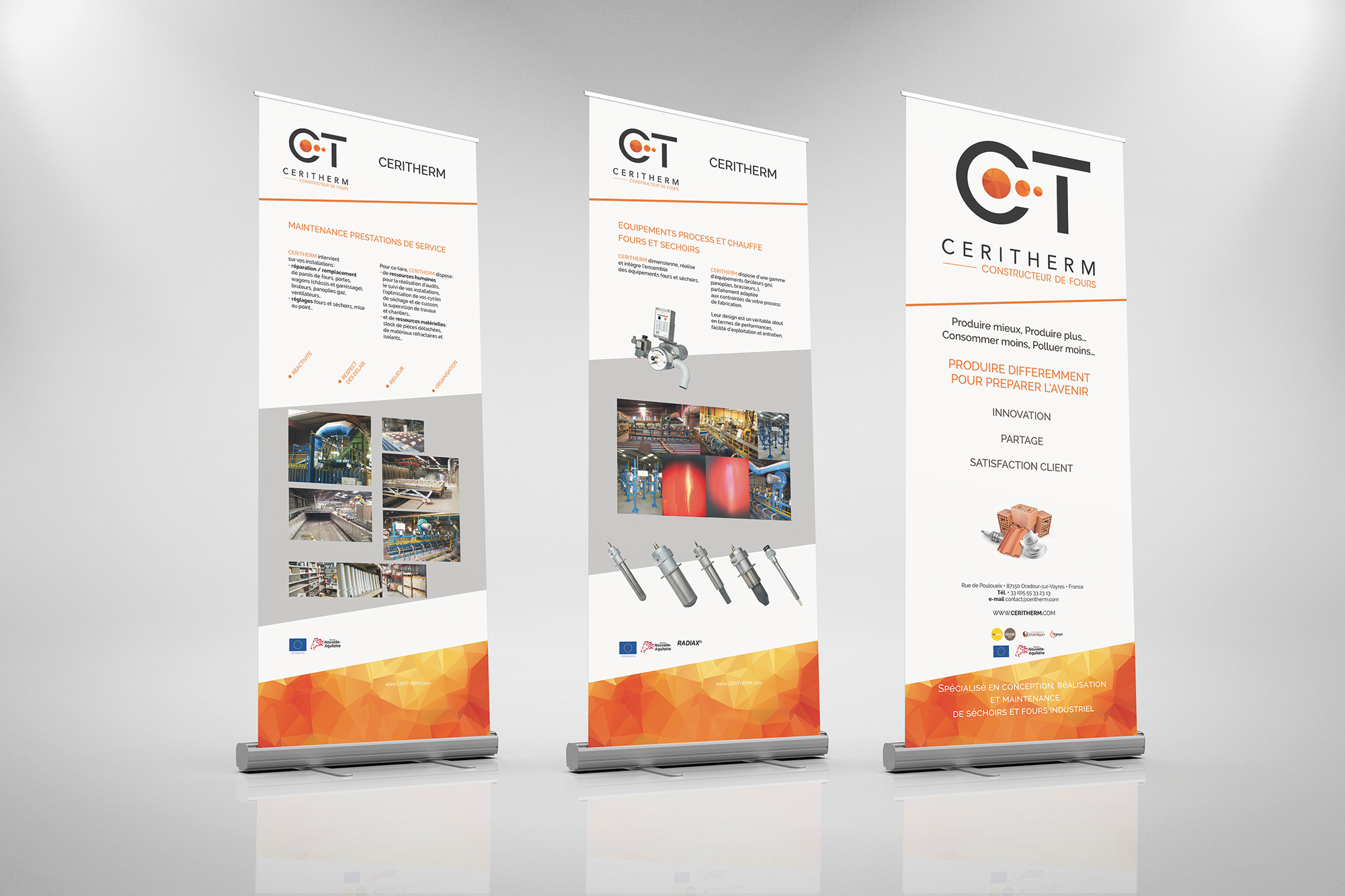 Roll-up Ceritherm