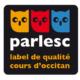 label de qualité de cours en occitan
